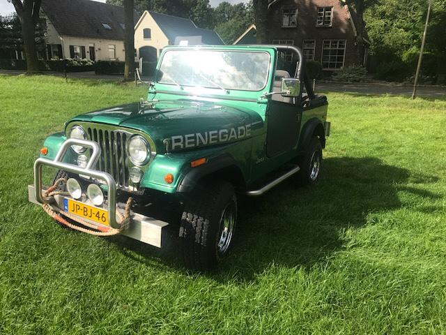 Jeep Renegade C7