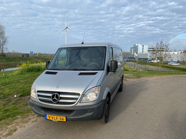 Mercedes-Benz Sprinter 319 3.0 CDI 366 EHD