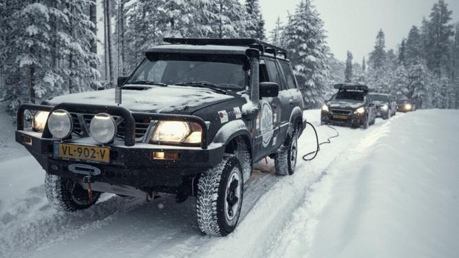 Nissan Patrol GR 3.0 Di Sp.voll B-st.
